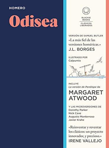 La Odisea de Homero, editada por Blackie Books