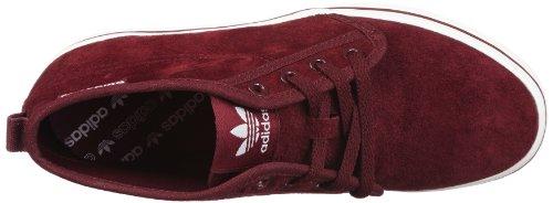 adidas Originals HONEY DESERT W - Zapatilla alta de cuero mujer rojo - Rot (LGTMAR/LGTMA)