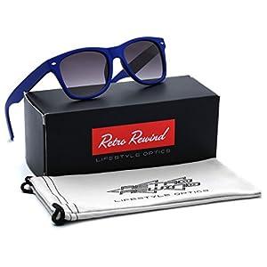 Kids Soft Frame Sunglasses AGE 3-12 - Navy