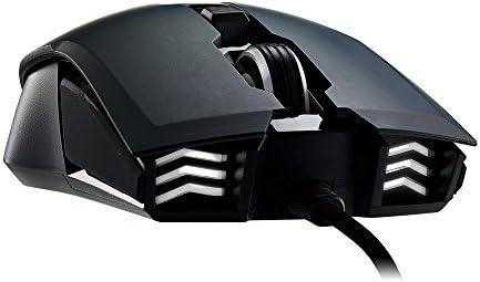 Cooler Master Devastator 3 - Combo de teclado y mouse para juegos, retroiluminación LED de 7 modos de color, teclas multimedia, configuración de 4 DPI 13