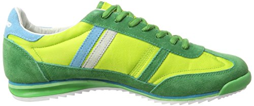 Herren Citro Shoes Northland Professional Tad Grün Green Sneaker LC xfZ765qw7