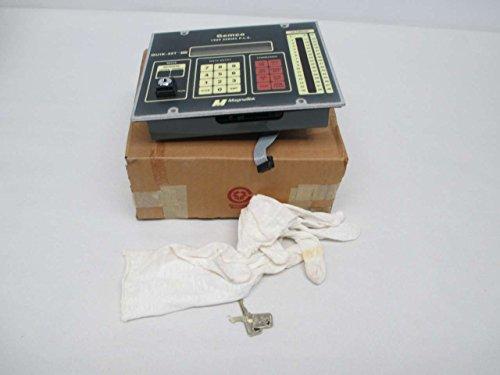 NEW MAGNETEK 1989-KP GEMCO QUIK-SET III OPERATOR INTERFACE PANEL D357964 ()
