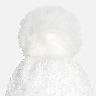 M/ütze 10324 M/ädchen 3 teiliges Winterset Schal Handschuhe Natur Mayoral
