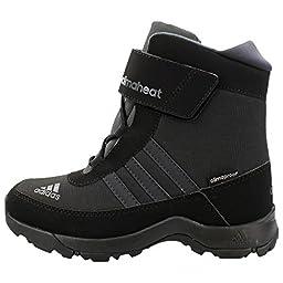 Kids\' CH Adisnow CF CP Winter Sports Boots Black/Dark Grey/Night Met-B33214 12.5