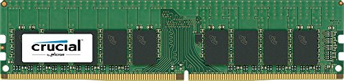 Crucial 16GB PC4-17000 DDR4 DIMM Unbuffered ECC Desktop Memory CT16G4WFD8213