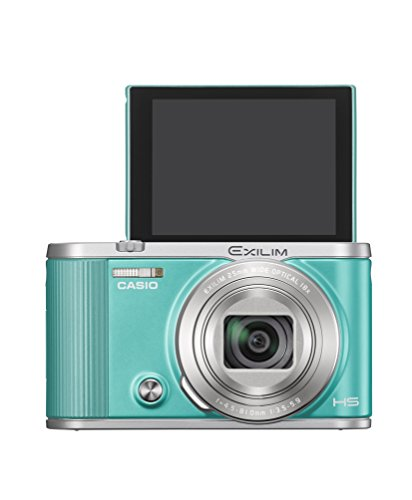 CASIO Digital camera EXILIM EX-ZR1800BE (Blue)(Japan Import-No Warranty) (Casio Slow Motion)