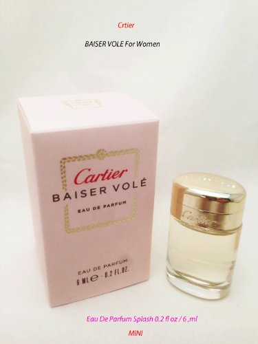 Cartier Baiser Vole 0.20 Oz EDP Mini Women