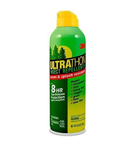 3m Sra-6 6 Oz Ultrathon Insect Repellent Spray,2 pack by 3M