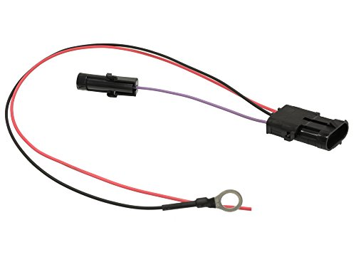 Michigan Motorsports TPI TBI 3 Wire Heated Oxygen 02 Sensor Wire Harness Adapter - Fits Iroc (3 Wire Oxygen Sensor)