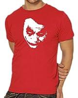 Touchlines Unisex/Herren T-Shirt Heath Ledger - JOKER B1712