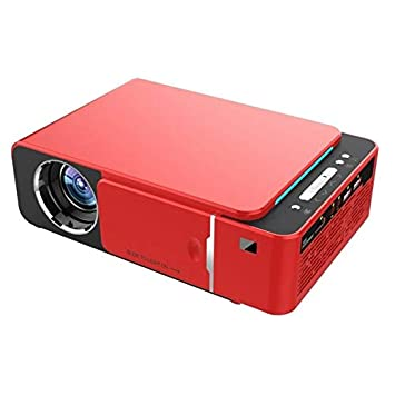 T6 Projector HD Led Projector 1280X720P Portable Hdmi USB 1080P ...
