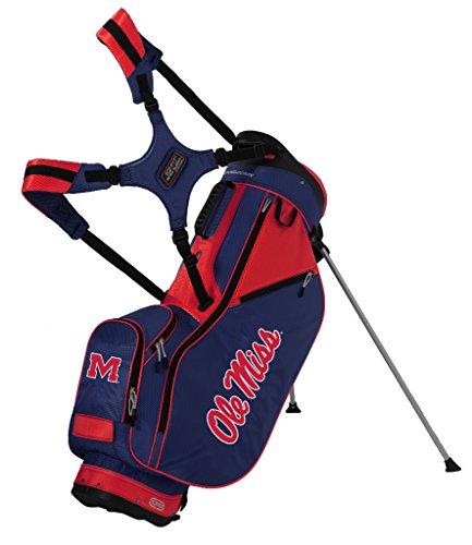 Sun Mountain 2015 Collegiate Licensed Three 5 Men's Golf Carry Bag (Ole Miss) ()