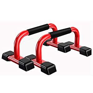 Well-Being-Matters 41V9NHv0CfL._SS300_ DOBESTS Perfect Push Up Bars Workout Equipment for Home Workouts Push up Handles for Floor Exercise Equipment Home Gym