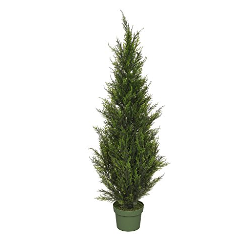 House of Silk Flowers Artificial Cedar Tree (3ft)