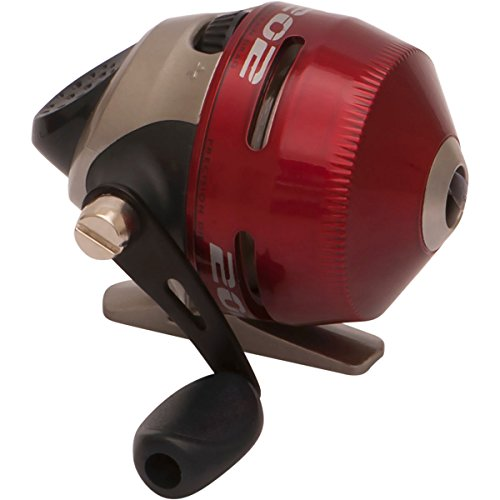 Zebco 202K-BULK 202 Spincast Reel, RH, 2.8:1 Retrieve, Mono 10/70