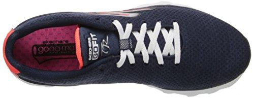 Skechers Go Fit Trprima - Zapatillas Mujer Azul Oscuro