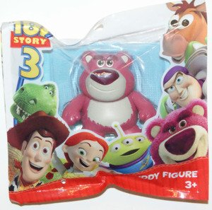 LOTSO HUGGIN' BEAR Toy Story 3 * 2 Inch * Pocket-Size Buddy Figure - DISNEY / PIXAR (Toy Story Buttercup)