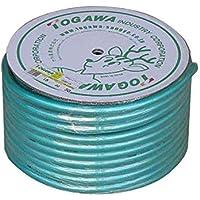 日本製耐圧・防藻糸入り散水ホース15mm×20mm 50M巻