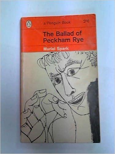 Ebooks pour ipod téléchargement gratuit THE BALLAD OF PECKHAM RYE. PDF ePub iBook