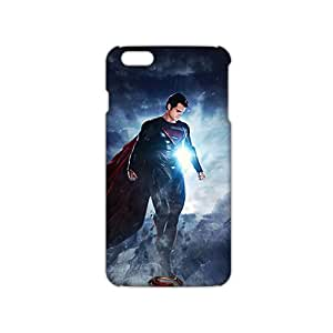 Slim Thin Man of Steel Phone Case for iPhone 6