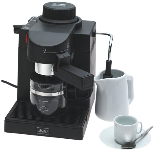 Melitta MEXKITB Espresso Maker with 20-Piece Kit by Melitta (Image #1)
