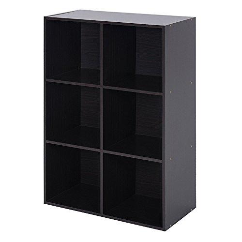 wooden cubes storage - 2