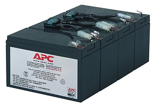 APC Replacement Battery Cartridge For Su1400Rm and Su1400Rmnet by APC (Image #2)