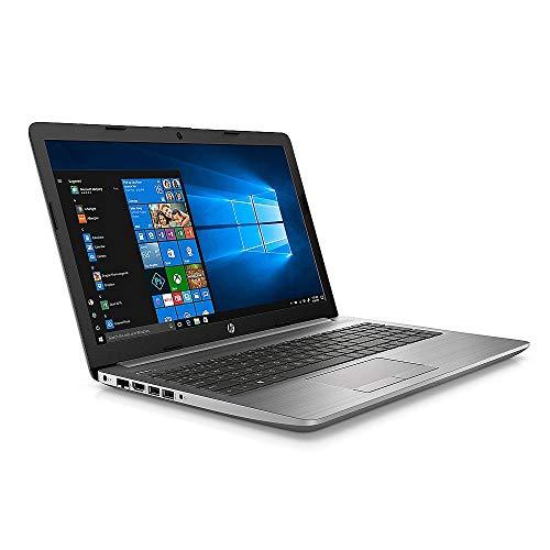 HP Notebook (15,6 Zoll), Full HD Display, AMD A4 2 x 2.50 GHz 4 GB RAM, 256 GB SSD, HDMI, Intel UHD Grafik, Webcam…