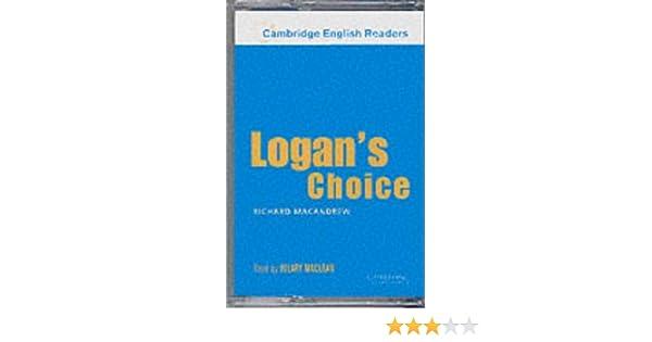 Logans Choice Level 2 Audio Cassette Cambridge English Readers ...