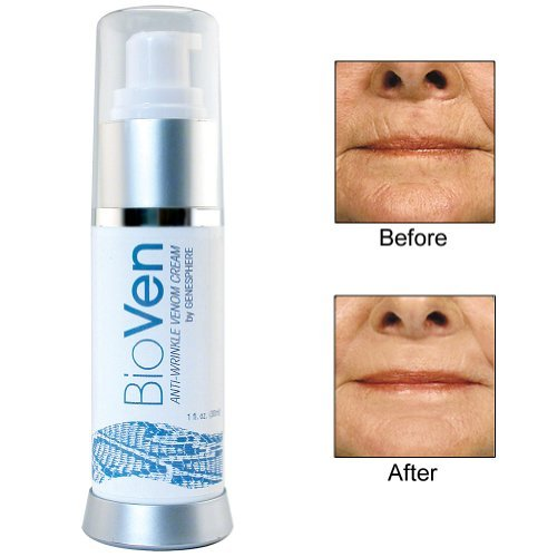Bioven: Anti-Wrinkle Venom Cream by Genesphere: Hollywood Beauty Secret