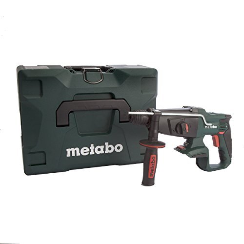 Metabo 600210840 KHA18LTX 18 V Li-Ion SDS Plus Hammer Dri...