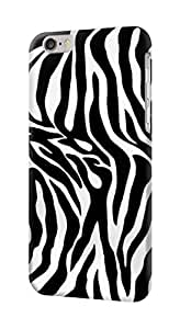 S0607 Zebra Skin Case Cover for IPHONE 5C by lolosakes