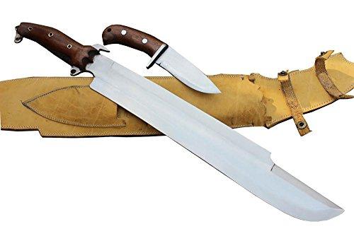 """18"""" Predator EUK Knife, Egkh Survival Machete, Hand Forged Blade Khukuri - Full Tang Knives Made in Nepal"""