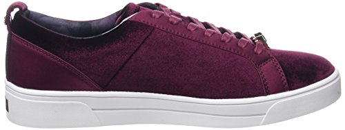 Red Kulei burgundy Trainers Ted Baker Women''s O0qwY6H