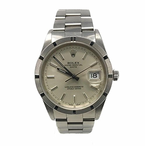 Rolex Date swiss-automatic mens Watch 15210 (Certified Pre-owned) (Rolex Watches Authentic Men For)