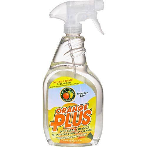 - Earth Friendly Orange Plus Cleaner Spray - 22 fl oz