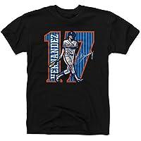 fan products of 500 LEVEL Keith Hernandez Shirt - Vintage New York Baseball Men's Apparel - Keith Hernandez Impact