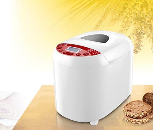 Triomph ETF1846 Machine à pain, 550 W, 1 Kilogram, Blanc/Rouge