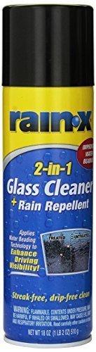 Rain-X 5080233 2-In-1 Glass Cleaner Plus Rain Repellent, Model: 5080233, Outdoor&Repair Store