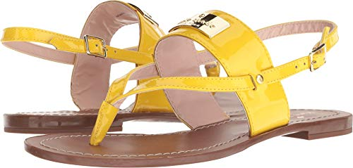 Kate Spade New York Women's Cassandra Yellow 7 M -