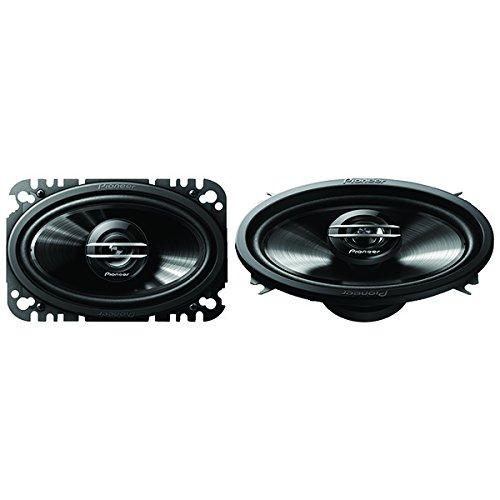 "Pioneer Ts-G4620s G-Series 4"" X 6"" 200-Watt 2-Way Coaxial Speakers 8.30in. x 6.90in. x 2.60in."
