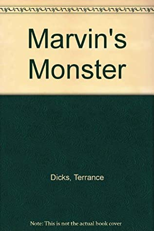 book cover of Marvin\'s Monster