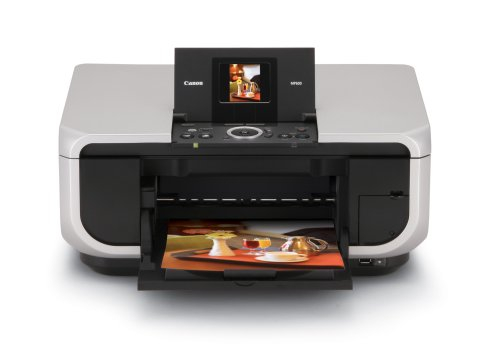 Canon PIXMA MP600 All-in-One Photo Printer with Easy Scroll Wheel (1451B002) by Canon