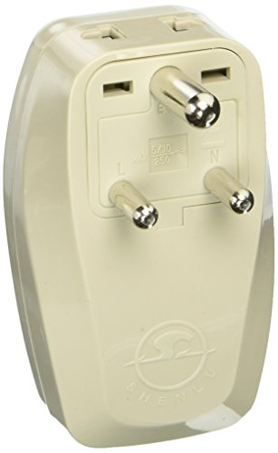 India Travel Adapter Surge Protection