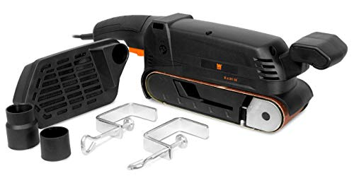 WEN HB3216 7-Amp 3-by-21-Inch Variable Speed Combination Handheld and Benchtop Belt Sander