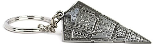 QMx Star Wars Star Destroyer Replica Keychain
