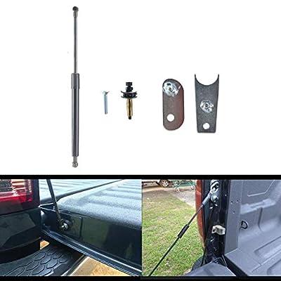 Truck Tailgate Assist Lift Support Shock Strut Compatible with 2007-2020 Chevrolet Silverado 1500 2500HD 3500HD GMC Sierra: Automotive