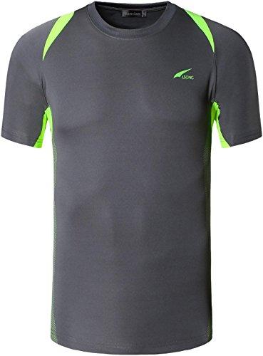 Homme shirt Courtes Sport Tops Manches Fitness Jeansian De Lsl601 Lsl020 Men gray T shirts T S1Bvg