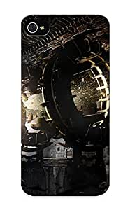Fashionable Cqdcai-5532-iugygom Iphone 5/5s Case Cover For Dead Space Protective Case With Design