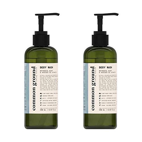 Common Ground Botanical & Avocado Body Wash